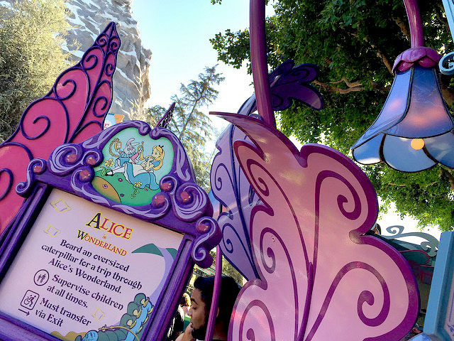Alice in Wonderland - Disneyland