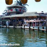 Daveland Jungle Cruise Queue Building